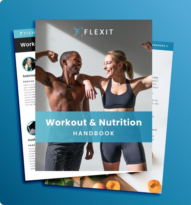Workout & Nutrition Handbook cover